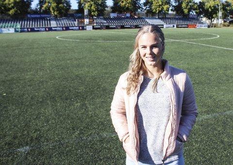 Nora Eide Lie og de norske U23-jentene møter Japan og USA. Den tidligere Urædd-spilleren står bokført med 42 aldersbestemte landskamper.