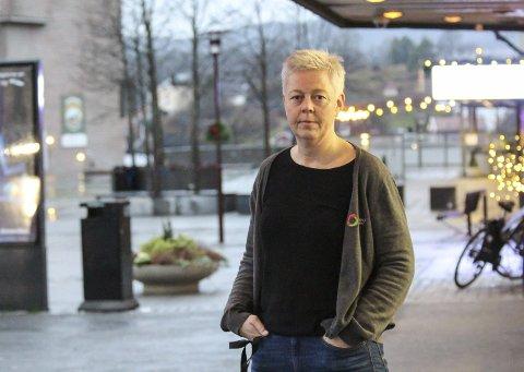 LEDER: Gro Jørandrud er leder i Utdanningsforbundet i Porsgrunn.