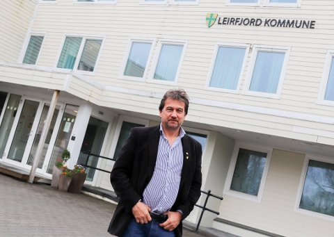Ordfører i Leirfjord kommune, Ivan Haugland, har fortsatt stor tro på at et nytt felles hovedsykehus på Helgeland kan havne i Leirfjord.