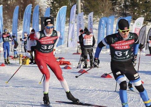 Preben Horven, B&Y IL, har lenge vært en av Norges beste juniorløpere. Som 19-åring er han nå for første gang klar for juniorlandslaget.