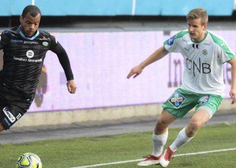 Ut av cupen: Lars Brotangen og HamKam.