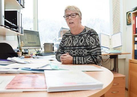 Anne Marit H. Fuglum legger ikke skjul på at det blir «tøft nok» å spare over fem millioner kroner, men hun føler at omsorgstjenesten i Hole har et godt utgangspunkt.