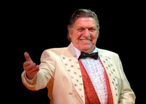 MAGI: Cirkusdirektør Arild Arnardo.