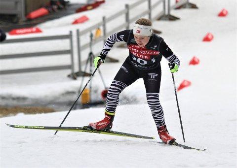 FLYTTER: Vera Flatland skal kombinere skisatsing med studier i Oslo eller Ås fra høsten av. Hun ser frem til sin siste sesong på juniornivå.