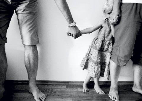 Barna tok fars parti etter skilsmissen, og jeg ble stående som den skyldige i barnas øyne. Hva skjer med barn som blir manipulert av en av sine foreldre, spør fortvilet mor. Illustrasjonsfoto: NTB scanpix