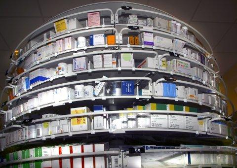Legemiddelverket trekker et forurenset parti av medisiner med virkestoffet Valsartan fra markedet. FOTO: NTB scanpix/illustrasjonsbilde