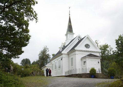 HØSTFEST: Denne søndagen fylles Kongsdelene kirke med markens grøde i markeringen av menighetens Høsttakkefest.