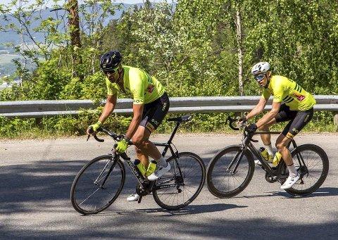 TO RITTDAGER: Det blir to dager med ritt på Spikkestad under årets Ronde van Vestkant (RvV) i regi av Bærum og Omegn Cykleklubb. Foto: Frank Solberg