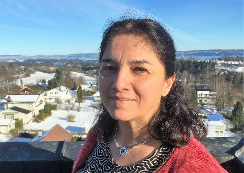 NEI: - Du kan ikke velge vaksine selv, sier kommuneoverlege Meera Grepp i Asker kommune som vurdere nye tiltak fra dag til dag.