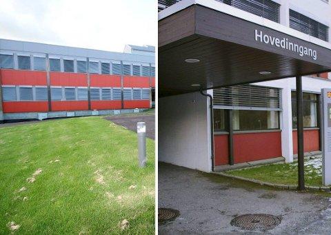 15 søkere: Har søkt til to jobber hos Sande videregående skole. Arkivfoto.