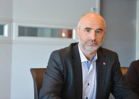 IKKE LIKESTILLING: – Fedrekvoten er en sak som har gått i feil retning de siste fire årene, mener Dag Terje Andersen i Arbeiderpartiet. Bildet er fra 2014.