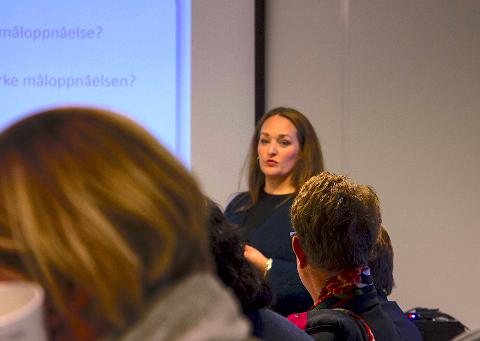 Sekretariatsleder Stine Haave Åsland orienterte i dag stryringsgruppen for Bymiljøpakken om prioriteringen av samferdselsprosjekt på Nord-Jæren.