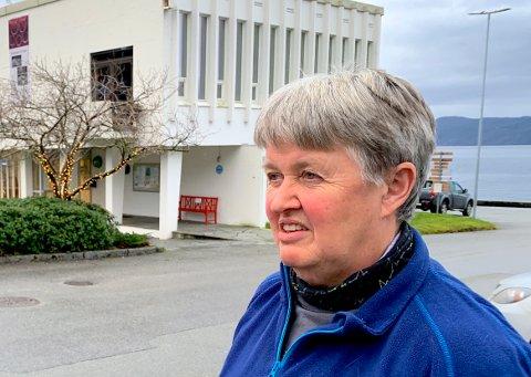UOMTVISTELEG: Haldis K. Nilsen meiner det er klart at det var krav om fortau til Følsvika bustadfelt i 2014.