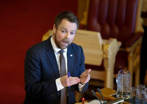 Kunnskapsminister Torbjørn Røe Isaksen. Foto: Terje Pedersen / NTB scanpix