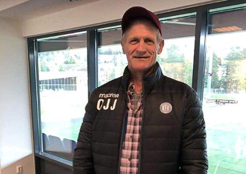 SIER TAKK: Ole Jan Johansen  mener det er viktig at Notodden-folk forstår at Notodden fotballklubb gjør en innsats langt ut over å drive et A-lag.