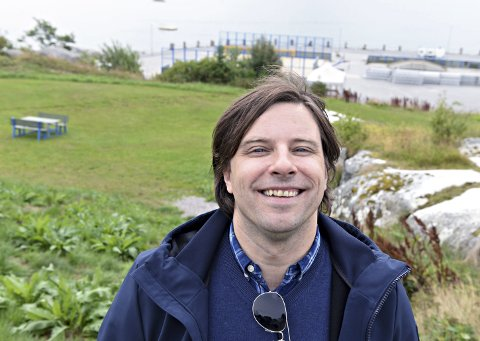 Slipper å avlyse fredagens Skjærvafest: Festivalsjef Tommy Reite.