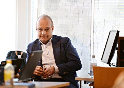 - Vi forhandler fortsatt med Skanska, sier Johan Arnt Vatnan som er leder for prosjektstyret for Sjukehuset Nordmøre og Romsdal (SNR).