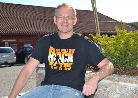Kjetil Torp må vente med å få ordførerklubba.