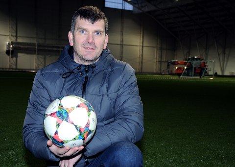 Avlyser: Knut Vidme Skattebo er turneringsleder i Gjensidige Valdres Cup, som etter planen skulle vært avholdt om drøye to uker.