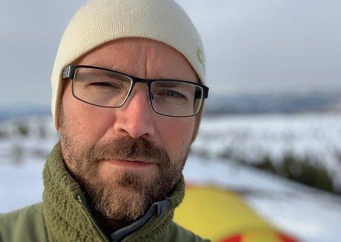 LYDMYSTERIUM:Raymond Sannes er ikke den eneste i Skytta som har stusset over tuting på kveldstid à la danskebåten.