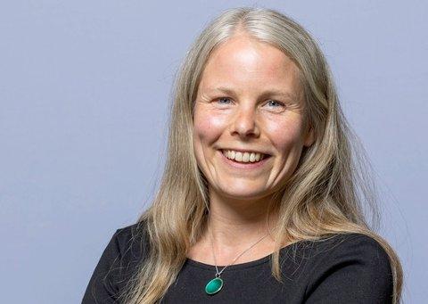 KLAR FOR TINGET: SV og Venstre kniver om å bli femte største parti i Akershus, men Kirsti Bergstø fra Nittedal er uansett sikret en stortingsplass.