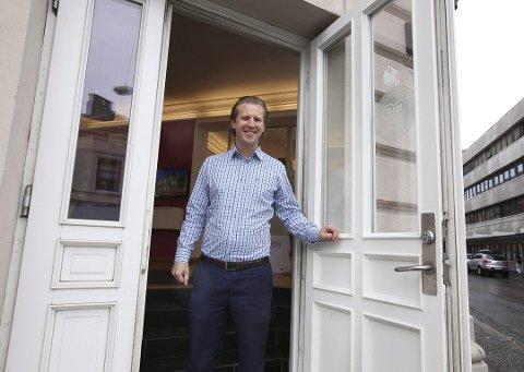 TJENER MEST: I 2019 tjente Joachim Kolderup i Krogsveen 1,9 millioner kroner, ifølge årets skattelister.