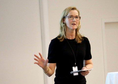 Wenche Helgesen Andersen har jobbet mye internasjonalt for FMC, men aldri bodd utenlands. Det skal hun derimot nå, som Kongsberg Gruppens nye Kina-sjef. Foto: Kongsberg Gruppen