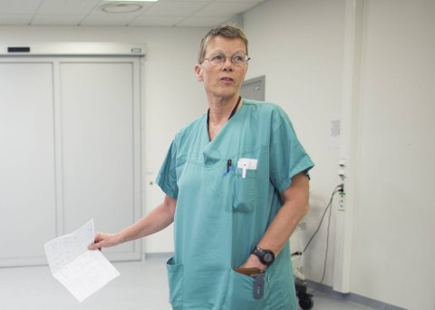 Den anerkjente Haukeland-legen Anne Berit Guttormsen (62) forteller sin historie i programmet «Åsted Norge» på TV 2 mandag kveld.