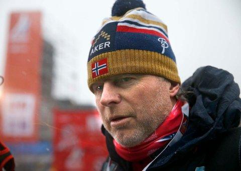 Åge Skinstad. Foto: Terje Pedersen / NTB scanpix