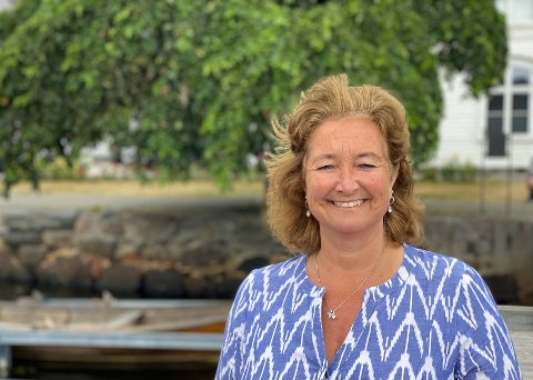 Stolt og glad: – Vi gjennomfører et trygt arrangement med et stort program, sier festivalleder Kari-Anne Røisland.