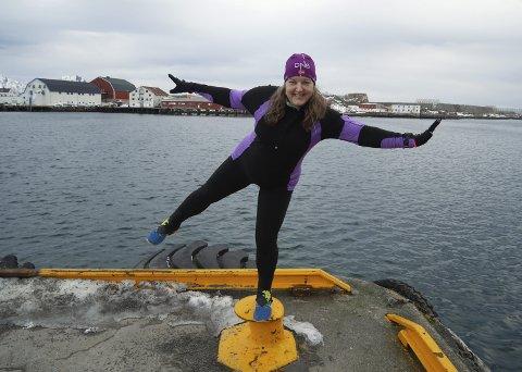 Blogg for alle. Lise Lysfjord Pettersen mener løping passer for alle, og er en særs variert treningsform. Man må bare komme seg over terskelen, så blir det gøy.
