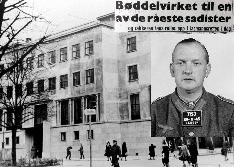 I Gestapos hovedkvarter i Veiten i Bergen herjet det tyske sikkerhetspolitiet vilt med motstandsfolk under krigen. Willi August Kesting ble betegnet som den grusomste av dem alle. Sammen med seks andre kolleger fra Veiten ble han dømt til døden og henrettet etter rettsoppgjøret i 1946.