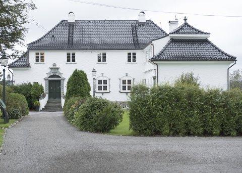 Før sommeren ble en 15 måls prakteiendom ved Nordåsvatnet solgt for 43.250.000 kroner.