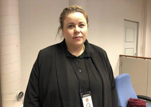 Politiadvokat Trine Frantzen fikk gjennom fire ukers varetekt for de to kameratene.
