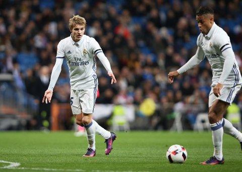KLAR FOR HEERENVEEN:  Martin Ødegaard skal modnes i Heerenveen og nederlansk fotball.