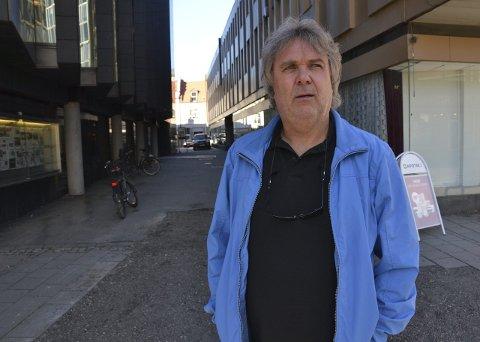 Lasse Trulsen fyller onsdag den 11. november 60 år, men føler på ingen måte at alderen tynger.