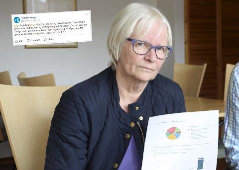 Forbannet: Wanja Dahl er forbannet og føler seg brukt i reklamestunt.
