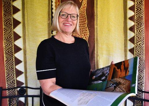 DRØMMEN OM AFRIKA: Ditt Afrika AS har utviklet seg til å bli en av de største og mest anerkjente turoperatørene på Afrika og Det indiske hav på det norske markedet. Bak selskapet står Åsgårdstrand-kvinnen Cathrine Bryn, som eier 50 prosent av selskapet.
