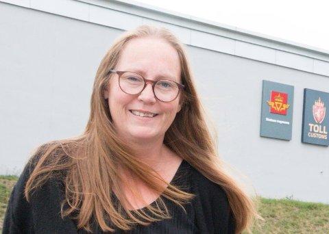 LEDER AN: Arbeiderpartiets tredjekandidat, Lise Selnes, leder an i kampen om det siste stortingsmandatet fra Hedmark, ifølge meningsmålingen Norstat har gjort for NRK bare noen dager før stortingsvalget.