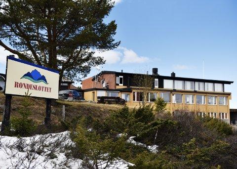 Rondeslottet hotell kan bli asylmottak - igjen hvis staten overstyrer lokalpolitikerne.