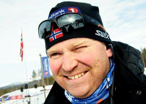 SØKER: Hans Olav Arnekleiv, Dombås, er leder i villreinutvalget i Rondane Nord, og en av de 42 søkerne til stillingen som fjelloppsyn og daglig leder i Dovre fjellstyre.