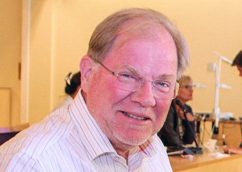 Har sluttet: Lars Ole Saugnes hadde i mai sin siste arbeidsdag som rådmann i Gran kommune.