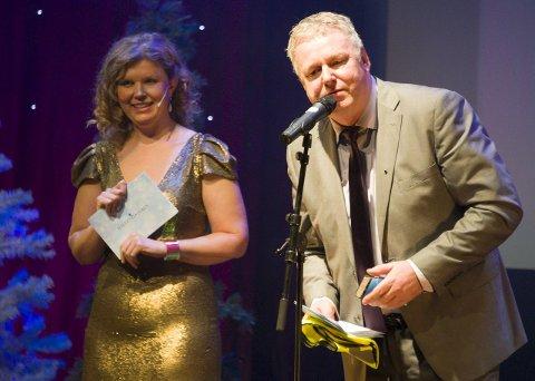 Prisutdeler: Hans-Petter Kjøge skal atter en gang dele ut prisen «Årets ildsjel». – Vi har mange flotte kandidater i Halden. Send inn deres forslag, sier han til leserne. Arkivfoto: Stein Johnsen