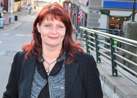 FÅR KRITIKK: – Kirsti Brække Myrli sier jo: «Vi må synliggjøre vår politikk og våre LØSNINGER for Halden». Dette har Halden Ap, så lenge jeg har fulgt debatten, ikke praktisert, skriver Tormod R. Ausland i sitt leserbrev..
