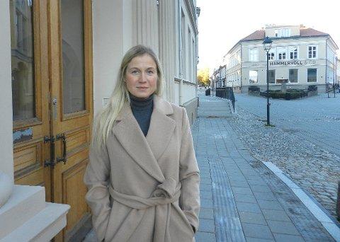 ORDFØRERKANDIDAT: Halden partilag vraker Kirsti Brække Myrli som Halden Arbeiderpartis ordførerkandidat til fordel for Linn Laupsa.