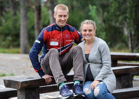 Olav Lundanes og Ida Marie Næss Bjørgul har blitt foreldre til en liten gutt.