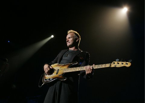 PLUSS: Solid overskudd på Sting-konserten i Hamar. Nå har arrangørene egenkapital til neste storkonsert.