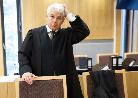 FORSVARER: Advokat Thomas Randby er forsvarer for den 40-år gamle mannen fra Nord-Rogaland.