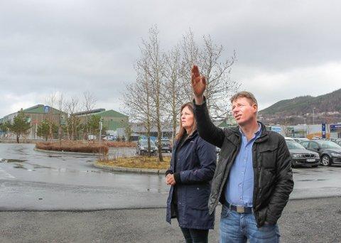 PLANLEGGING: Øyvind Nes håper at de kan jobbe videre med forprosjektet i 2021 og 2022.