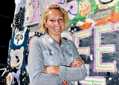 Rikke Gürgens Gjærum ønsker å sikre et godt studietilbud som skaffer studenter fra hele landet.